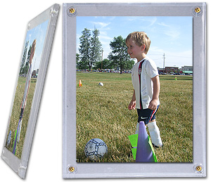 5 X 7 Photo Screwdown Holder