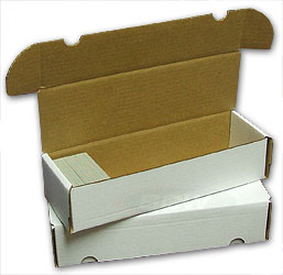 BCW-660 Count Storage Box