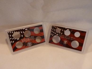 U.S. Mint PROOF SET Holder